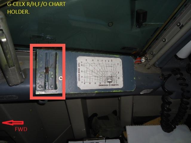737 Classic clipboard clip options